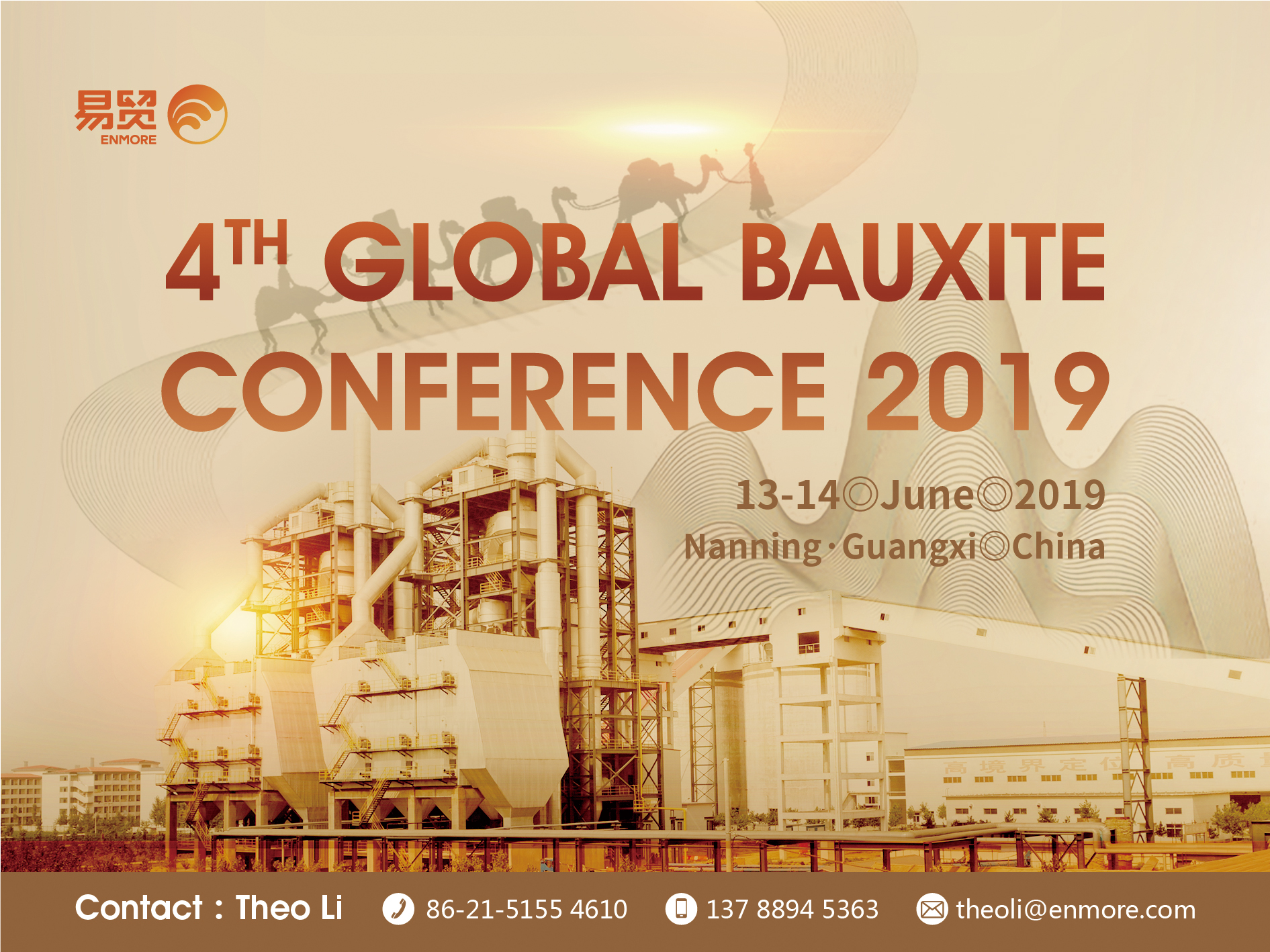 4th Global Bauxite Conference
