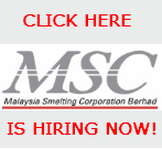 msc vacancies